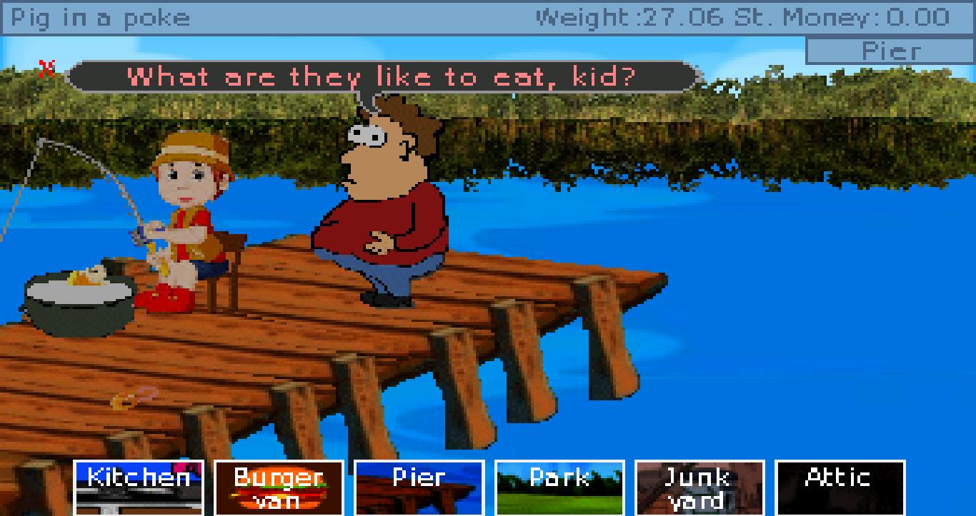 Screenshot 2 of Pig in a poke width=