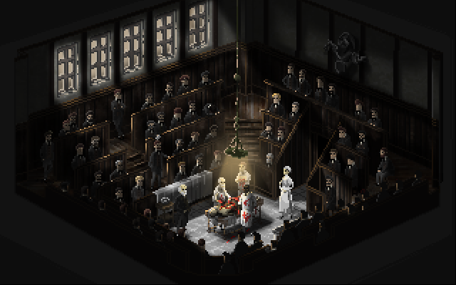 Screenshot 3 of If On A Winter's Night, Four Travelers width=