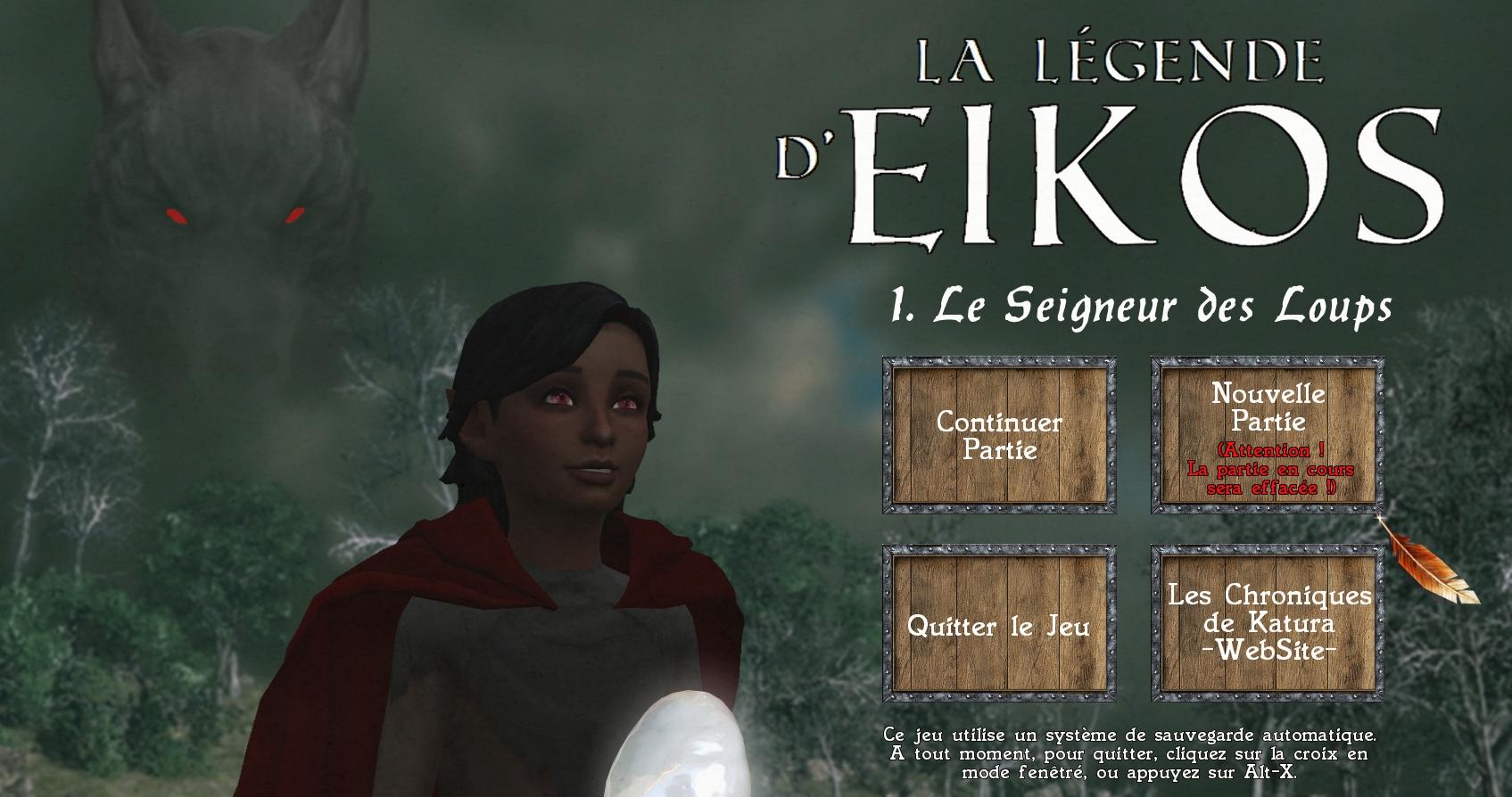 Screenshot 1 of La Légende d'Eikos