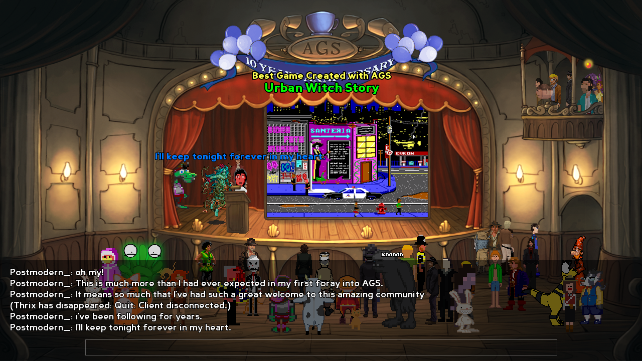 Screenshot 2 of AGS Awards Ceremony 2020 width=