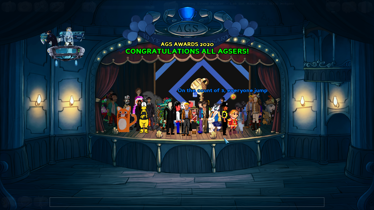 Screenshot 3 of AGS Awards Ceremony 2020 width=