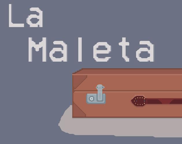 Zoomed screenshot of La maleta