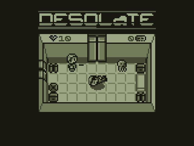 Screenshot 2 of Desolate width=