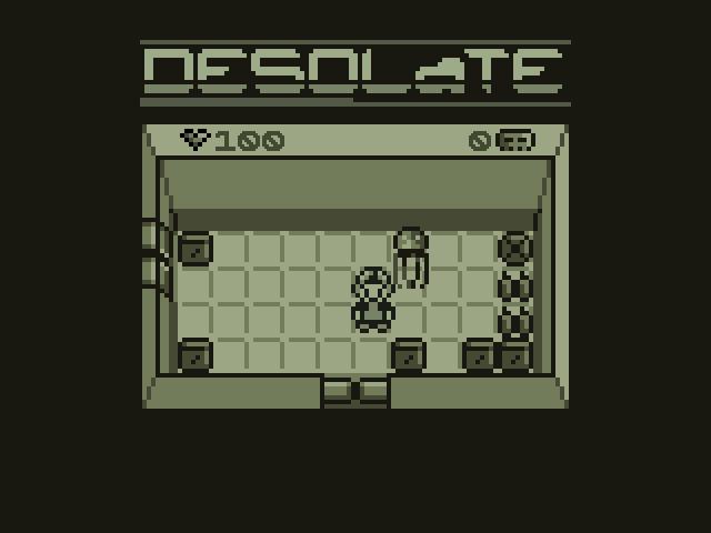 Screenshot 3 of Desolate width=