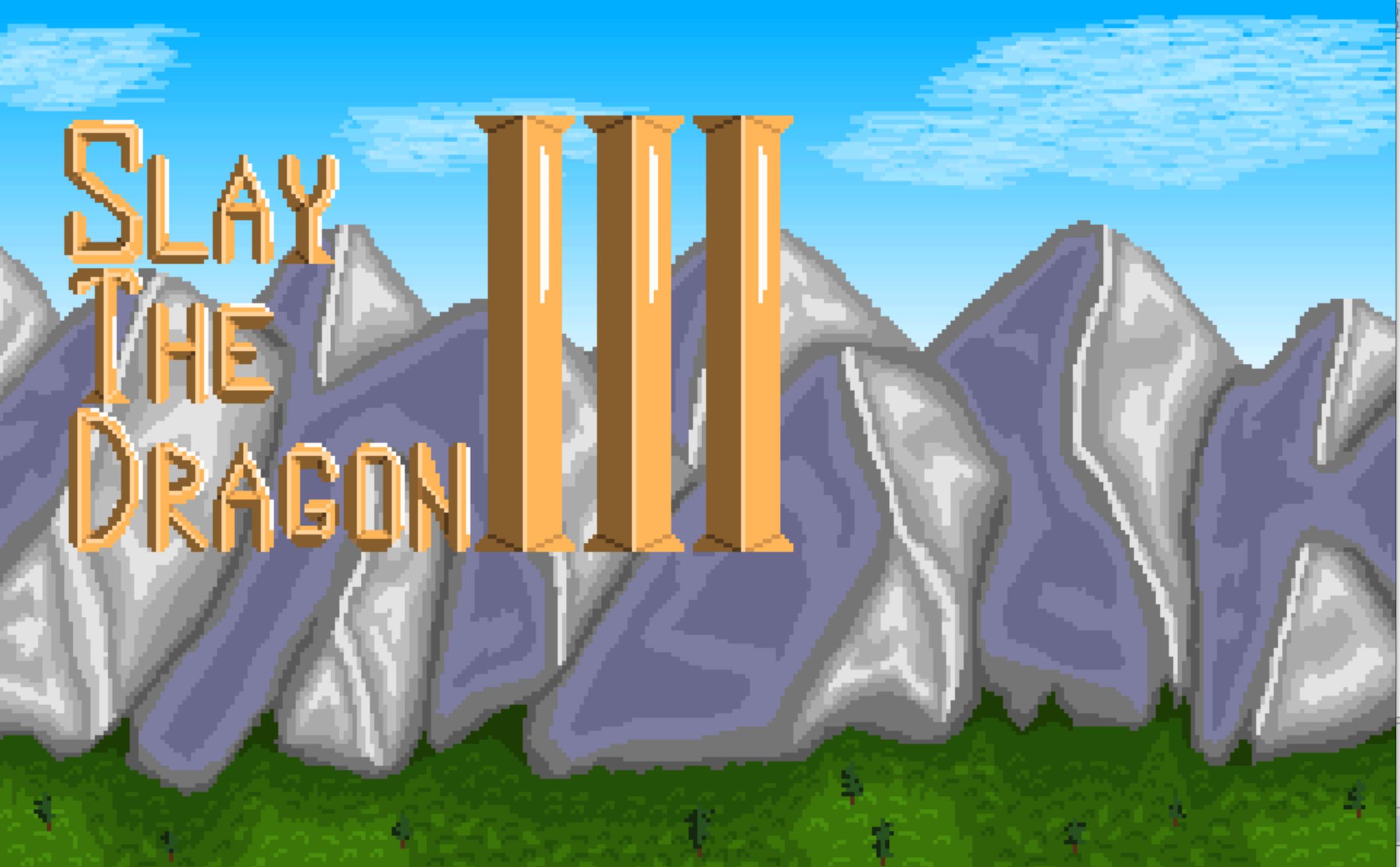 Zoomed screenshot of Slay the Dragon III