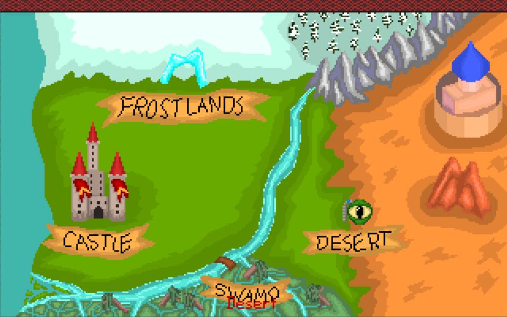 Screenshot 2 of Slay the Dragon III width=
