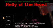 Screenshot 1 of  Belly of the beast
