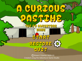 Screenshot 1 of A Curious Pastime - Expanded