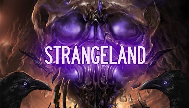 Zoomed screenshot of Strangeland