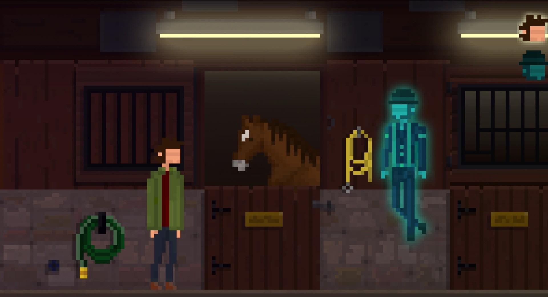 Screenshot 2 of The Phantom Fellows (Demo) width=