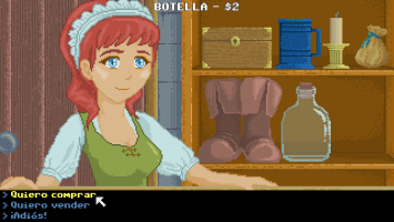 Screenshot 1 of Pedro's Adventures in Spanish