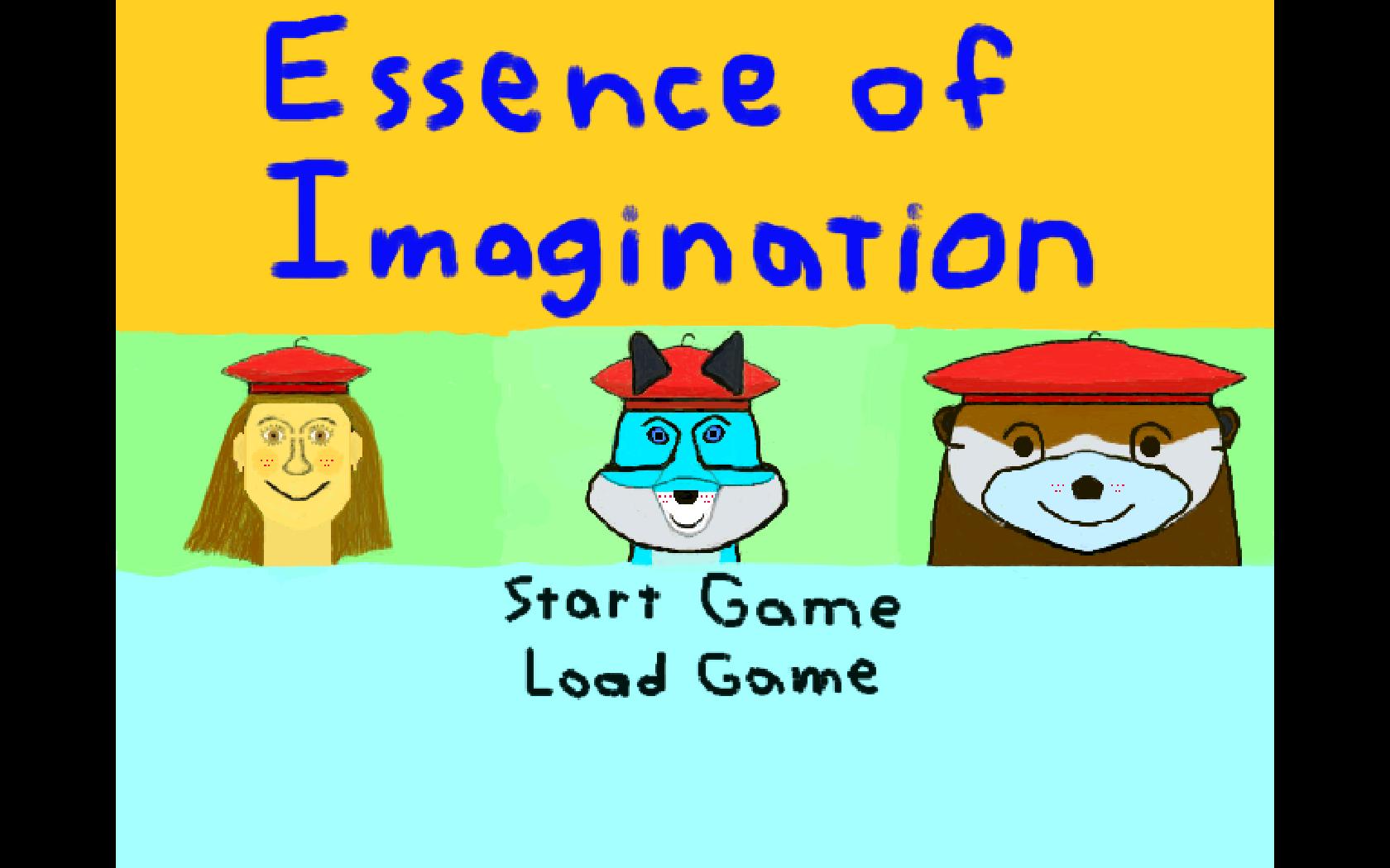 Zoomed screenshot of Essence of Imagination