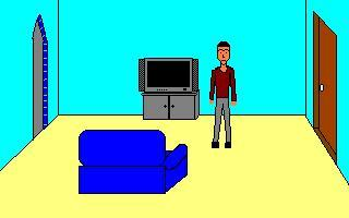 Screenshot 1 of John Lost his key episode 1 and 2