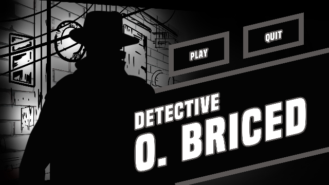 Zoomed screenshot of Detective O.Briced
