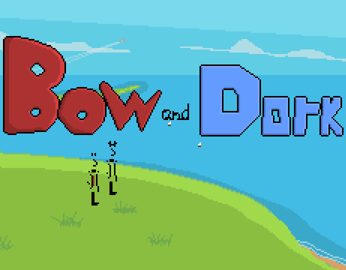 Zoomed screenshot of Bow and Dork