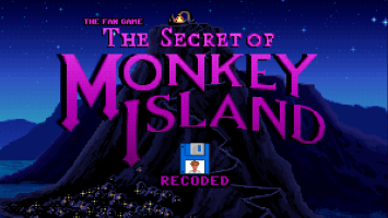 Screenshot 1 of The Fan Game - The Secret of Monkey Island  - RECODED -