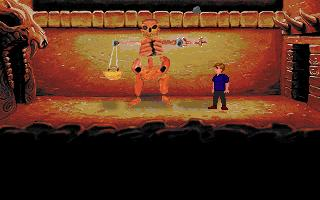 Screenshot of Carver Island 2: Mrs. Rodriguez's Revenge