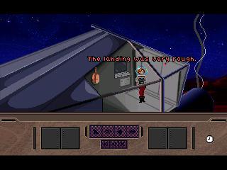 Screenshot of Astranded (Astro-Stranded)