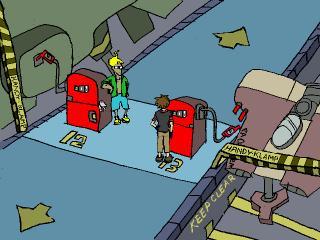 Screenshot of Pilot Light: Episode 1