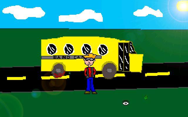 Screenshot of Bob's Quest