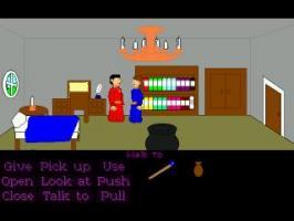 Screenshot 1 of Wizardhood