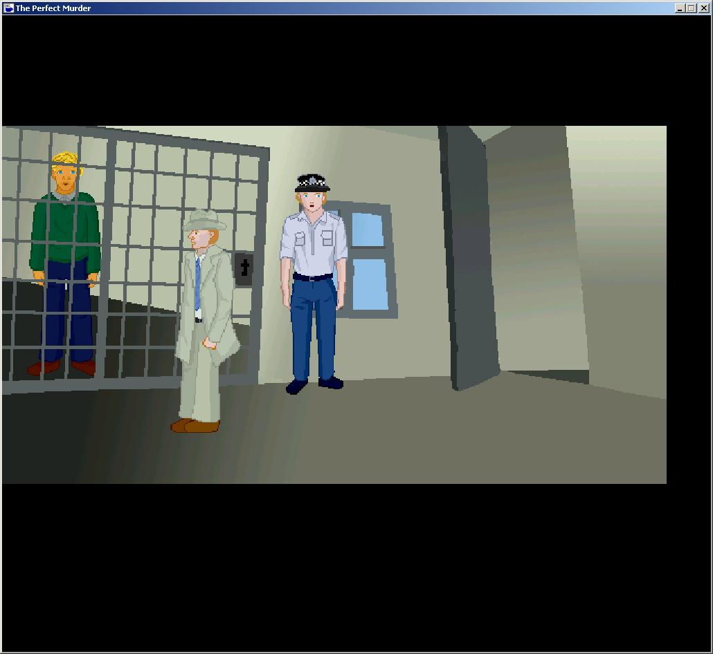 Zoomed screenshot of The Perfect Murder - demo