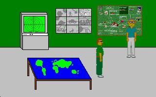 Screenshot of MI5 Bob: The Uplift Mofo Party plan