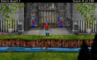Screenshot 1 of King's Quest I VGA