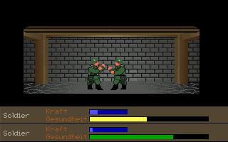 Screenshot of Boxfight for AGS