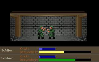 Screenshot 1 of Boxfight for AGS