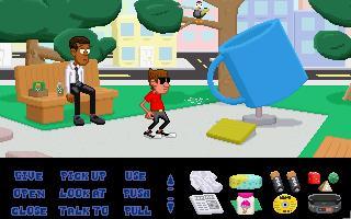 Zoomed screenshot of No-Action Jackson