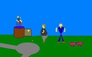 Screenshot 1 of Ace Quest