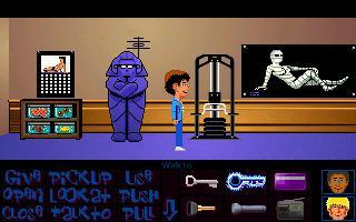 Screenshot 1 of Maniac Mansion Deluxe