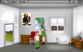 Screenshot of Ben Jordan: Paranormal Investigator Case 1 - In Search of the Skunk-Ape