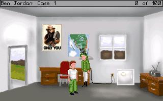 Screenshot 1 of Ben Jordan: Paranormal Investigator Case 1 - In Search of the Skunk-Ape