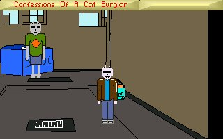 Zoomed screenshot of Confessions Of A Cat Burglar