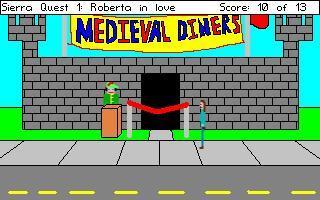 Screenshot 1 of Sierra Quest 1: Roberta In Love