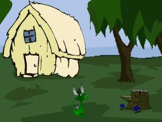 Screenshot of Dragon Tales