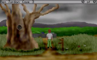 Screenshot of Ben Jordan: Paranormal Investigator Case 3 - The Sorceress of Smailholm