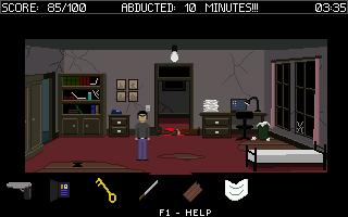 Screenshot of Abducted: 10 Minutes!!!