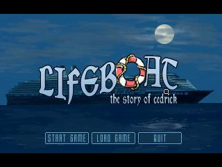 Zoomed screenshot of Lifeboat: Story of Cedrick