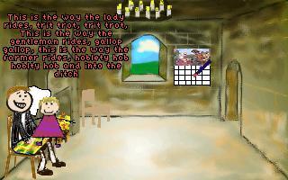 Screenshot of Alba the Explorer: Princess Marian part V