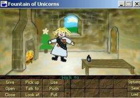 Screenshot 1 of Princess Marian and the Fountain of Unicorns