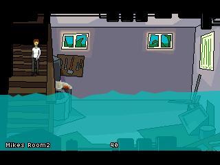 Screenshot of Mikes Room
