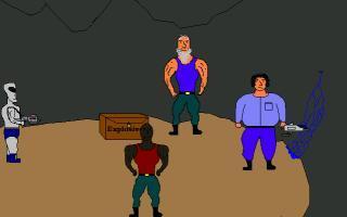 Screenshot 1 of Ernie's Big Adventure