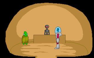 Zoomed screenshot of IG: Space Adventurer