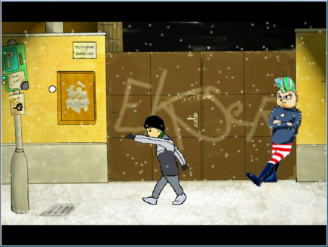 Screenshot 1 of Norbi Winter Special