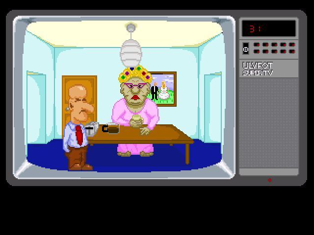 Screenshot of Bert - The Newsreader