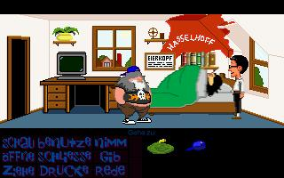 Screenshot of Maniac Mansion Mania - Episode 4: Mimikry der Emotionen