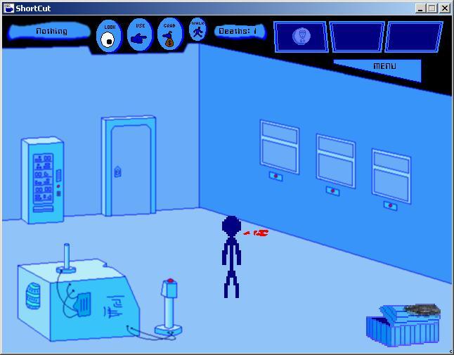Screenshot of ShortCUT